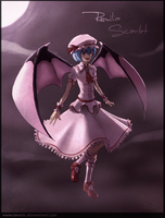 Remilia Scarlet by DaniDL
