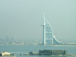 Burj Al-Arab by ChocoCooki