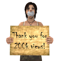 Many thanks for 200.000 pageviews by Vadda-Orca