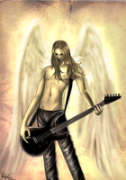 Angel of Metal by AkaiSoul