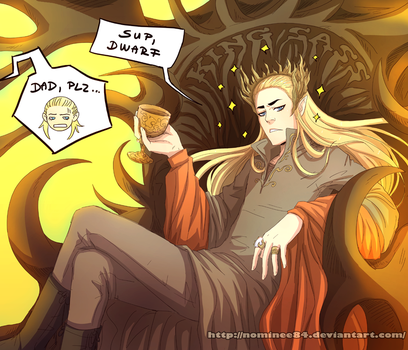 King Sass by nominee84