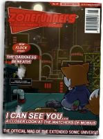 Zonerunners issue 47 Hoax Mag by zonefox