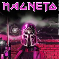 COVERIRONMAIDENMagneto by uwedewitt