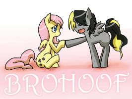 Request: Brohoof by melidichan