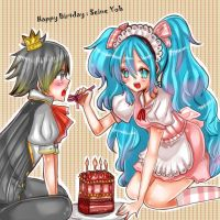 Happy_Birthday_Seine_Yoh by sarylya