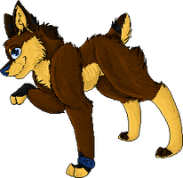 SpeckelPelt Journal Doll GIFT (Animated) by Shy-Storm