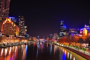 Melbourne City by sumangal16