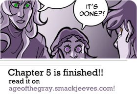 Chapter 5 is finished! by arswiss