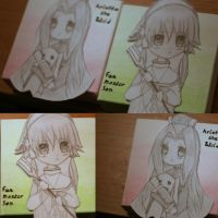 Tales of the Abyss Chibi Canvases by SpicaRy