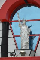Statue of Liberty to Fort De France shop by A1Z2E3R