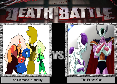 Death Battle: The Galactic Powers by Komodo-Lancer