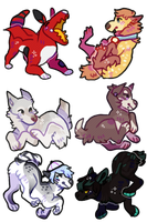 cheeb commissions [6] by eggsthetic