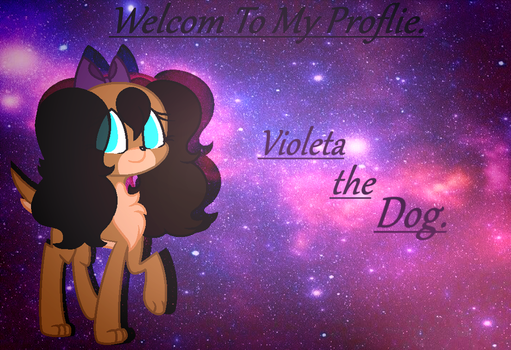 Welcome to my profile. by MLPWindBreeze