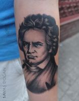 Beethoven by Moviemetal3