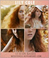 Icon bases feat. Lily Cole by detectiveli