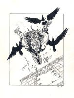The Crow by AaronKuder