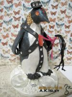 Perturde the penguin of pain by krishna76