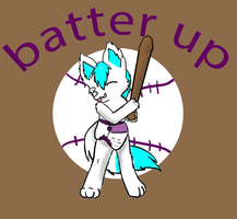 batter  up by yourfur