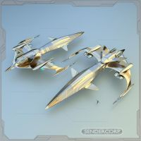 Royal Escort / Elite Gunship by PINARCI