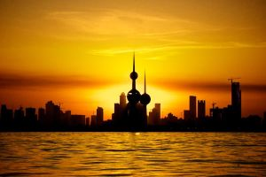 Kuwaiti Sunset by PORSCHER