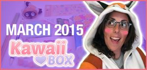 Kawaii Box: March 2015 by LatinVixen