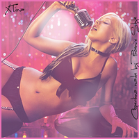 XTina Cover CD by LadyFeniceNera