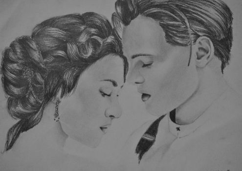 Jack and rose by franni91