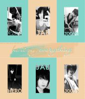 JAEJOONG my everything by OumBoJae