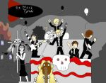 Black Parade by Jaegerwulf
