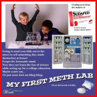 My First Meth Lab by jackthehack22