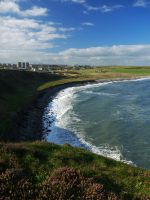 Nigg Bay by Blue-eyed-Kelpie
