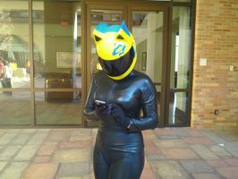 Ikkicon 141 - Celty by Discord-Drocsid