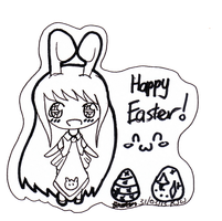 Happy easter from Miimiichu by Xxi-luv-applesxX