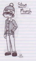 Stan Marsh by uhnevermind