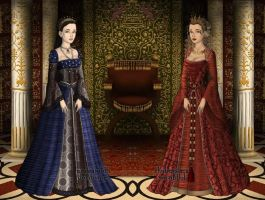 Tudor: Night and Day by HC-IIIX