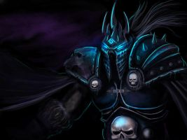The Lich King by Morttimus