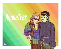 HippieTrek by surrenderdammit