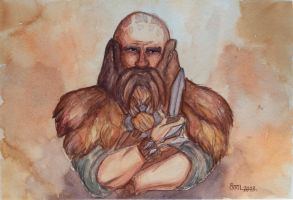 Dwalin by sofieoldberg