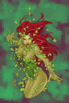 Posion ivy (colors) by BraedenPenberg