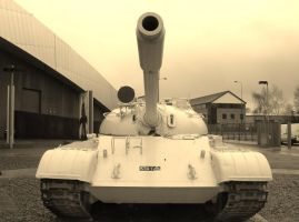 T-55 Tank by ToxicGas