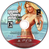 GTA V Disc smooth by superhawk89