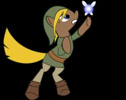 The Legend of LINK PONY by Mazdi