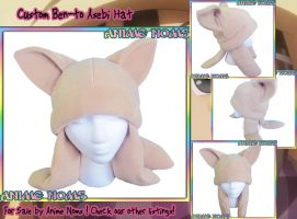 Asebi Inoue Ben-to Custom Hat by AnimeNomNoms