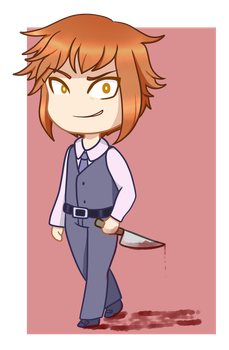 [AT] Chibi Lucifer by Carons