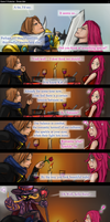 Garen X Katarina - Dream date by No-sabe