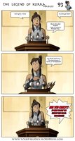 The Legend of Korra Abriged Chapter 1 - Page 93 by yourparodies
