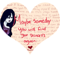 Ice King Needs Love Valentine Submission by Maivory
