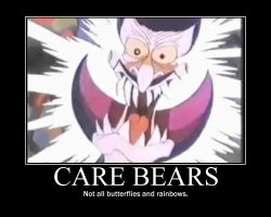 Care Bears demotivational by ichibi-chan