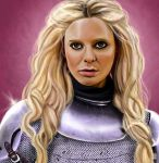 Morgause by Lancerey