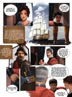 Uncharted Tomb Comic Page 23 by MrRabLo